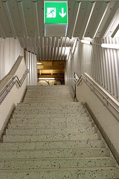 Notbeleuchtung Treppenhaus Berlin